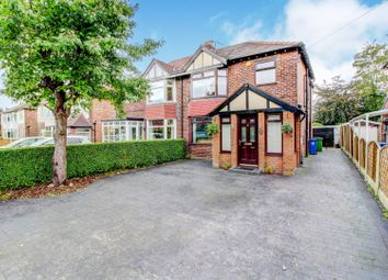 3 bed semi-detached house for sale in Abingdon Road, Bramhall SK7