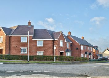 Thumbnail 4 bedroom end terrace house for sale in Conder Boulevard, New Cardington, Beds