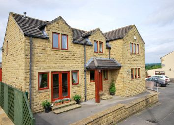 Thumbnail 4 bed detached house for sale in Leeds Road, Mirfield, West Yorkshire