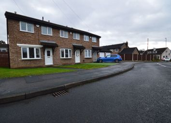 Thumbnail 2 bed terraced house for sale in Moorgate Rise, Kippax, Leeds
