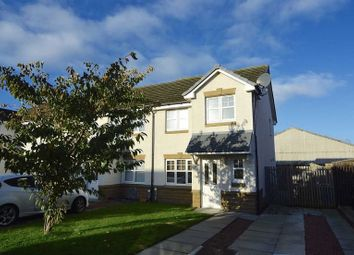 Thumbnail 3 bed end terrace house for sale in Kings Park, Ayr