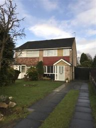 Thumbnail 3 bed semi-detached house for sale in Newgate Road, Sale