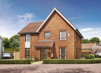 """Thumbnail 4 bedroom detached house for sale in """"Lincoln"""" at Marsh Lane, Harlow"""