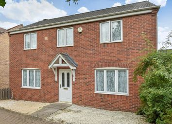 Thumbnail 4 bed detached house for sale in Hart Close, Banbury