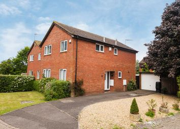 Thumbnail 4 bed detached house for sale in Swan Close, Grove, Wantage