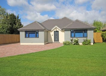 Thumbnail 3 bed detached bungalow for sale in Dawkins Way, New Milton