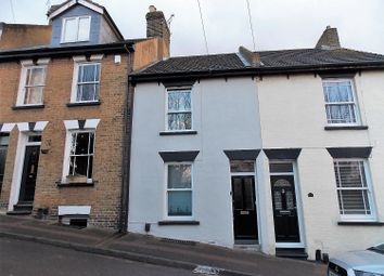 Thumbnail 2 bed terraced house for sale in Albert Road, Rochester