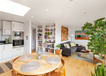 Thumbnail 2 bed flat for sale in Dunston Road, London