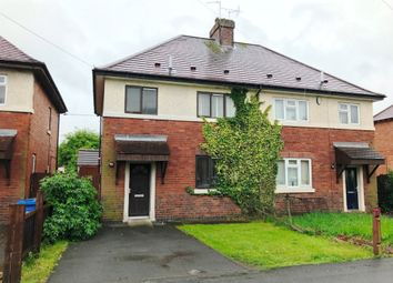 Thumbnail 3 bedroom semi-detached house for sale in Burbage Place, Alvaston, Derby