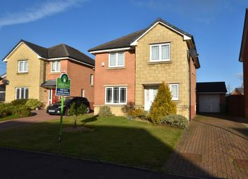 Thumbnail 4 bedroom detached house for sale in Greenoakhill Crescent, Uddingston, Glasgow