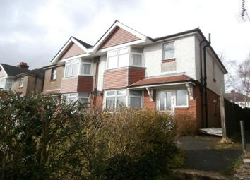 Thumbnail 5 bed flat to rent in Burgess Road, Southampton