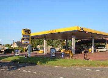 Thumbnail Commercial property for sale in Bishopmill Service Station, Lossiemouth Road, Elgin