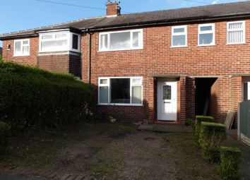 Thumbnail 3 bed terraced house for sale in Small Avenue, Warrington, Cheshire