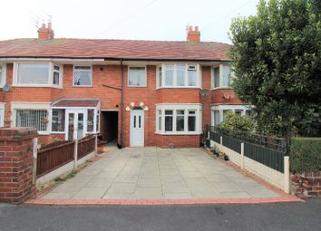 Thumbnail 3 bed terraced house for sale in Belgrave Road, Poulton-Le-Fylde