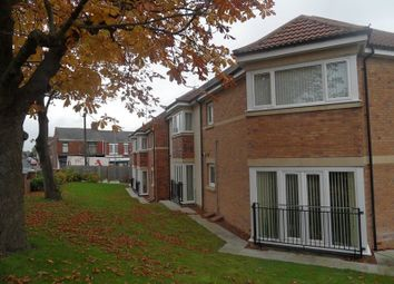 Thumbnail 2 bed flat for sale in Ford Lodge, South Hylton, Sunderland