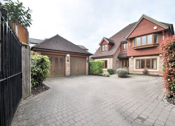 Thumbnail 4 bed detached house for sale in Cavendish Place, Bickley, Bromley