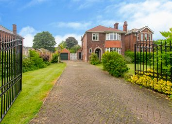 Thumbnail 3 bed detached house for sale in Welham Road, Retford