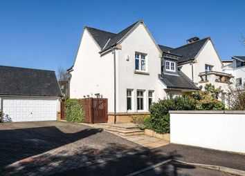Thumbnail 5 bedroom property for sale in 1 Brighouse Park Crescent, Cramond, Edinburgh