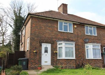 Thumbnail 2 bed semi-detached house for sale in Friday Hill West, Chingford, London