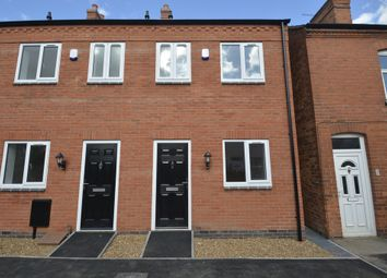 Thumbnail 3 bed semi-detached house to rent in Chessher Street, Hinckley
