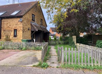 Thumbnail 1 bed end terrace house for sale in Benedictine Gate, Cheshunt, Waltham Cross
