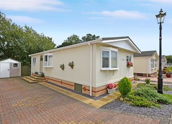 Thumbnail 2 bed mobile/park home for sale in Willow Lane, Ferrybridge, Knottingley