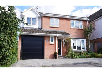 Thumbnail 4 bed detached house for sale in Phoenix Close, Wokingham