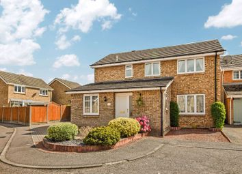 Thumbnail 4 bed property for sale in Witham Close, Brickhill, Bedford