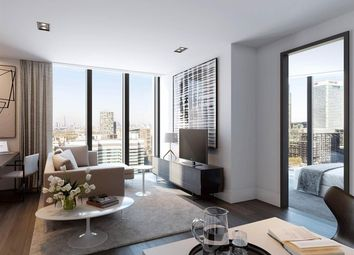 Thumbnail 1 bed flat for sale in The Madison, Canary Wharf, London