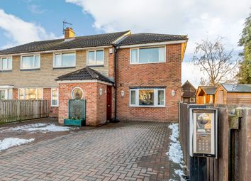 Thumbnail 4 bed semi-detached house for sale in Caernarvon Avenue, Garforth, Leeds, West Yorkshire