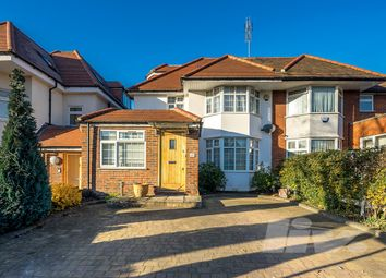 Thumbnail 5 bed terraced house to rent in The Vale, Golders Green