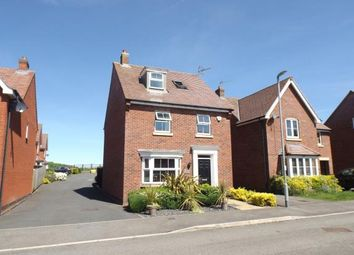 Thumbnail 4 bed detached house for sale in Buttercup Road, Desborough, Kettering, Northamptonshire