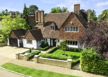 Thumbnail 5 bed detached house for sale in Clive Road, Esher, Surrey