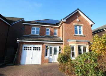 Thumbnail 4 bed detached house for sale in Polden Avenue, Lindsayfield, East Kilbride, South Lanarkshire