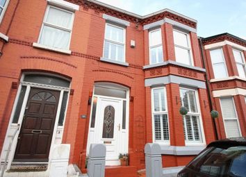 Thumbnail 3 bedroom terraced house for sale in Eardisley Road, Mossley Hill, Liverpool