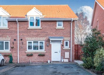 Thumbnail 3 bed town house to rent in The Wharf, Knottingley