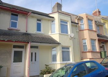 Thumbnail 4 bedroom terraced house for sale in Barton Avenue, Keyham, Plymouth