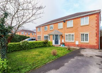 3 bed semi-detached house for sale in Parklands Drive, Horbury, Wakefield WF4