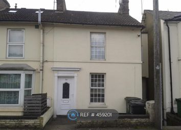 Thumbnail 4 bed end terrace house to rent in Ashford Road, Maidstone