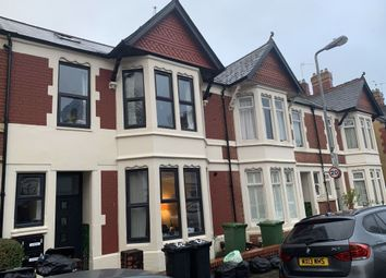 Thumbnail 1 bed flat to rent in Balaclava Road, Roath, (1 Bed)