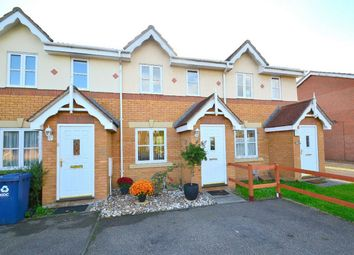 Thumbnail 2 bed terraced house for sale in Alder Drive, Huntingdon, Cambridgeshire