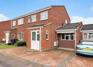 Thumbnail 3 bed semi-detached house for sale in Rocher Close, Westbury