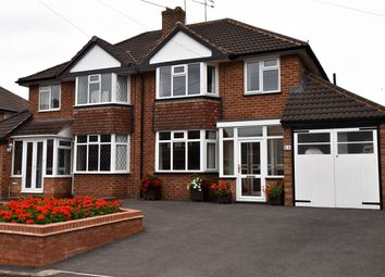 Thumbnail 3 bed semi-detached house for sale in Castle Road, Studley