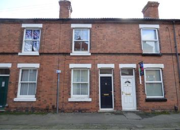 Thumbnail 2 bed terraced house for sale in Evelyn Street, Beeston, Nottingham