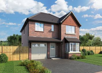 """Thumbnail 4 bed detached house for sale in Plot 13, """"The Winster"""", Walton Gardens, Liverpool Road, Hutton"""