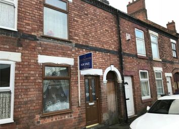 Thumbnail 3 bed terraced house for sale in Wood Street, Burton-On-Trent, Staffordshire