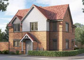 "Thumbnail 3 bed semi-detached house for sale in ""The Easton"" at Longwall Road, Pontefract"