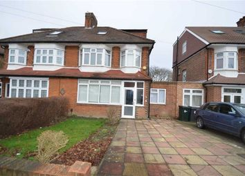 Thumbnail 4 bedroom semi-detached house to rent in Chanctonbury Way, London
