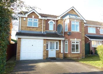 Thumbnail 4 bed detached house for sale in Haigh Court, Grimsby
