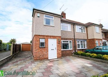 Thumbnail 3 bed semi-detached house for sale in Penton Drive, Cheshunt, Waltham Cross